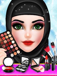 Muslim Hijab Fashion Doll Makeover - náhled