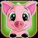 Cochon Parlant Animal Virtuel icon