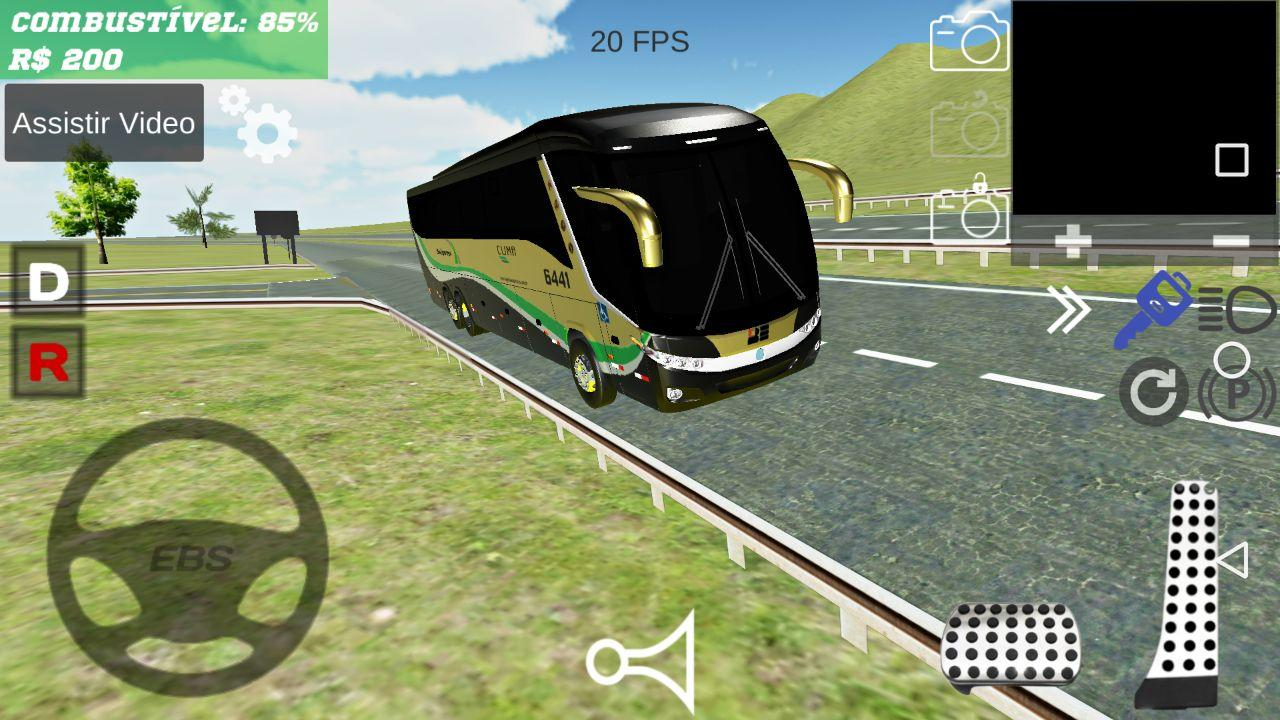 Elite Bus Simulator- screenshot
