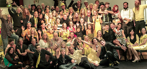 Photo: Group Photo @ HoneyLove.org Yellow Tie Event 2013