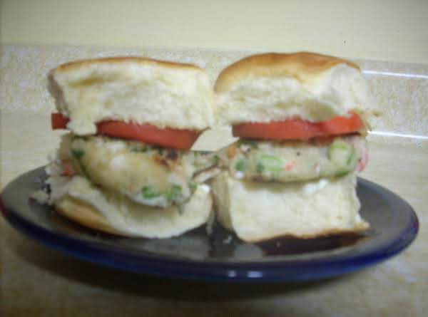 Crab Cake Sliders Recipe