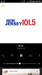 NJ 101.5 - Proud to be New Jersey (WKXW) - náhled