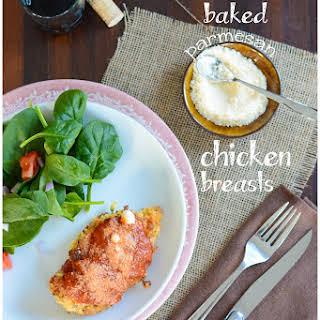 Italian Pan Seared Chicken Breasts.