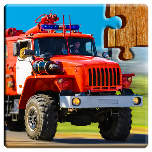 Cars, Trucks, & Trains Jigsaw Puzzles Game 🏎️