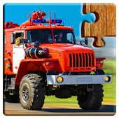 Cars, Trucks, & Trains Puzzles