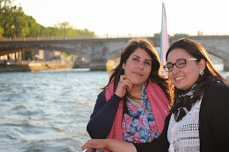 Photo: Dernier soir sur la Seine