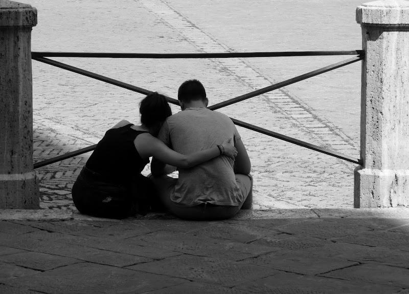 tenerezza di un abbraccio di mariellaturlon