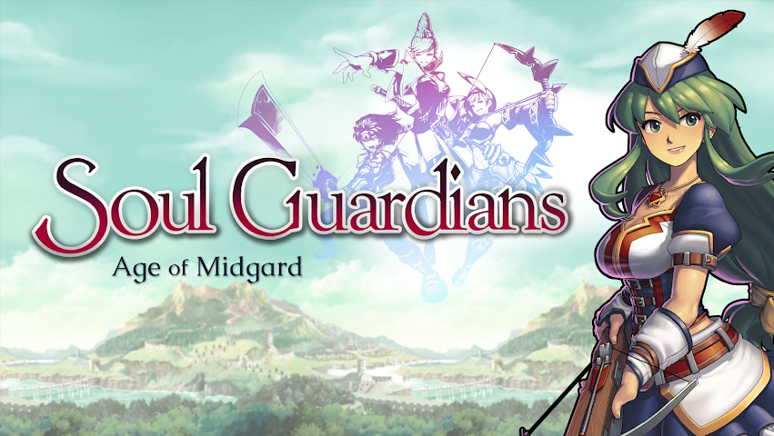 android Soul Guardians Âge de Midgard Screenshot 0