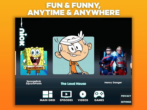 Nickelodeon Play: Watch TV Shows, Episodes & Video screenshot 11