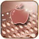 Crystal Rose Gold Apple Keyboard Download for PC Windows 10/8/7