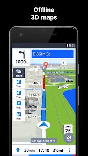 Sygic GPS Pro Navigation & Maps (Full Cracked) 1