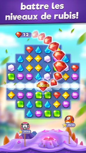 cofe tricheBling Crush - Jewels & Gems Match 3 Puzzle Game  1