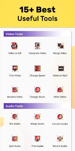 Video Story Maker, Post Maker, Social Video Maker 28.0 screenshots 5
