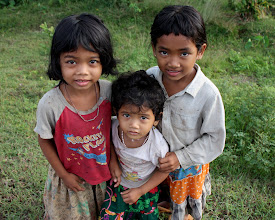 Photo: Year 2 Day 47 - Lovely Khmer Children (Cambodia)