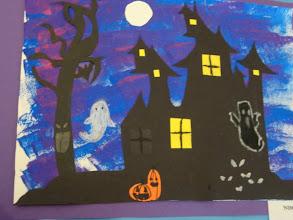 Photo: Haunted House Grade 5