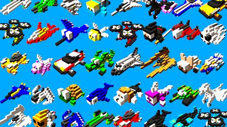 Hovercraft - Build Fly Retry 1.6.8 screenshot 640872
