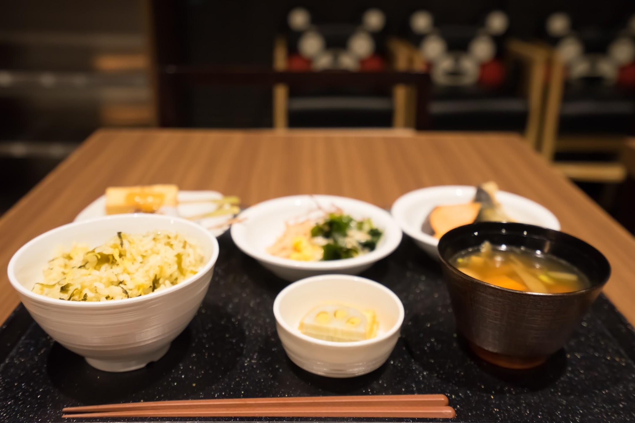 ドーミーイン熊本 朝食3