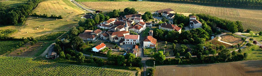 Le village de Lagraulet du Gers