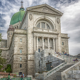 St. Joseph's Montreal by Angela Higgins - Buildings & Architecture Places of Worship