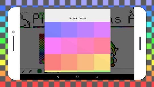 Pixel Canvas | Online realtime pixel art 🎨🖼 8