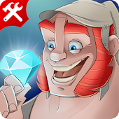 Medieval Miner: Match 3 Quest
