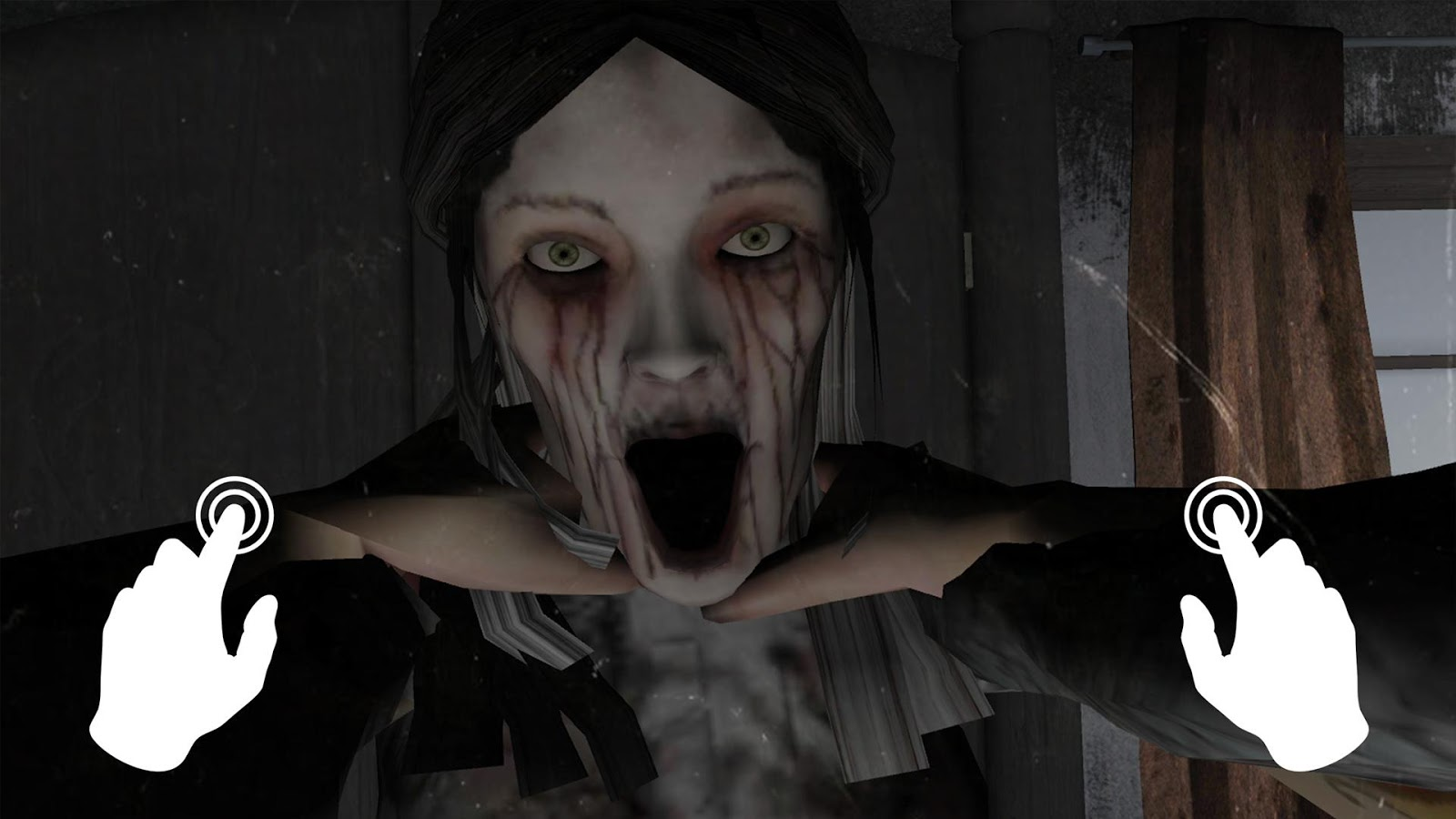 The Fear : Creepy Scream House- screenshot