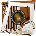 Elegant Scrapbook Photo Frames icon