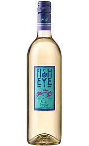 Logo for Fish Eye Pinot Grigio