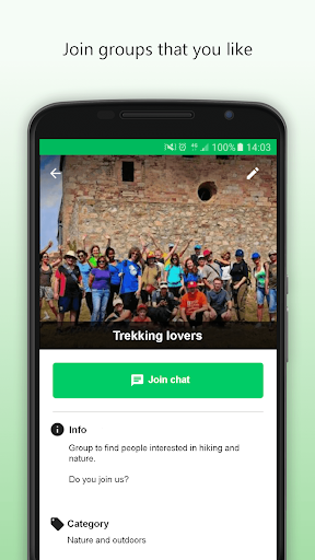 Twilala - Chat to meet people and make new friends 1.0.25 screenshots 2