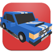 Stunt Craft - Blocky Racing