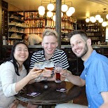 Beers with my friends from Canada in Paris, Paris - Ile-de-France, France