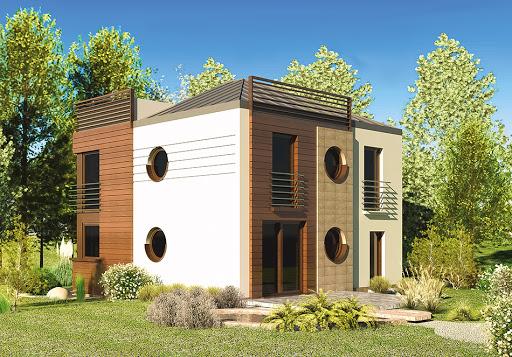 projekt Dom przy Miedzianej
