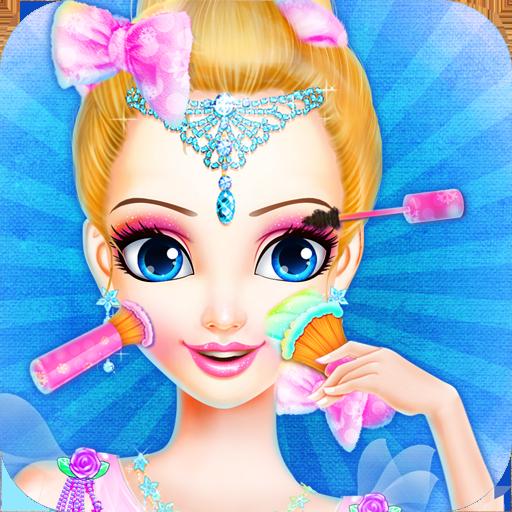 Princess Salon - Frozen Style 休閒 App LOGO-APP開箱王