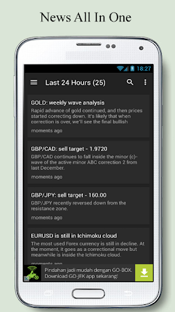 Forex News Anchor 2.4 screenshot 2090864