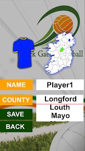 Flick Gaelic Football - náhled