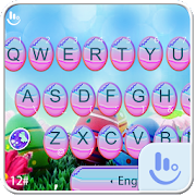 Easter Eggs Keyboard Theme