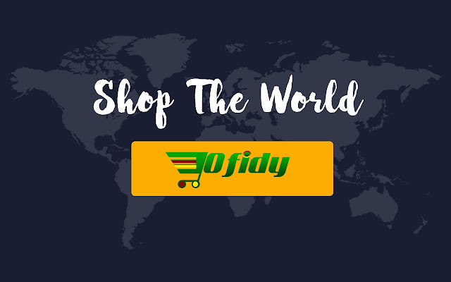 Ofidy Shopping Browser Extension