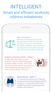 BodBot Personal Trainer: Workout & Fitness Coach - náhled