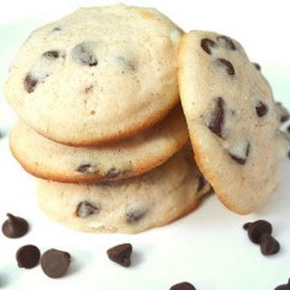 Soft Cream Cheese Chocolate Chip Cookies.
