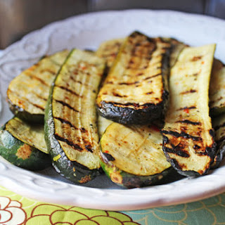 Simple, Fabulous Grilled Zucchini