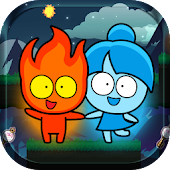 Red Boy And Blue Girl - Forest Temple Maze 2 Android APK Download Free By Wowgames