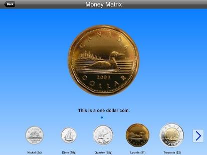 Canadian Money Matrix Lite - náhled