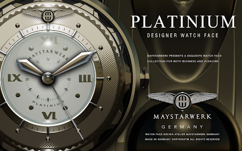 How to get Platinium Watch Face 2.1.0.6 apk for pc