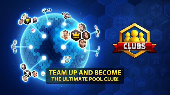 8 Ball Pool MOD (Extended Stick Guideline) 6