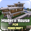 Modern Minecraft House Design icon