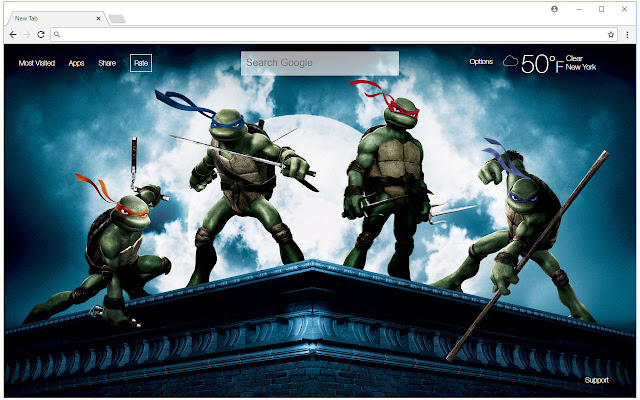 TMNT Teenage Mutant Ninja Turtles Wallpapers