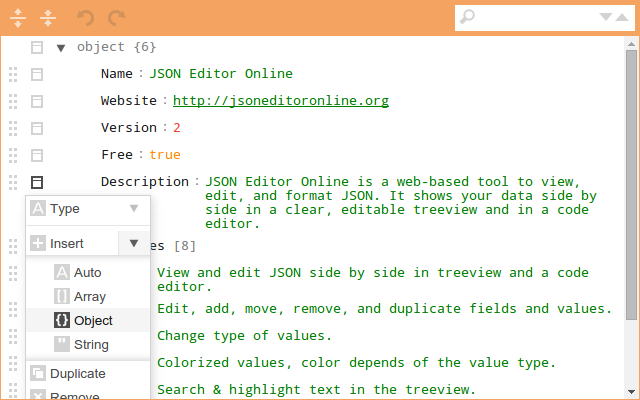JSON Editor - Chrome Web Store