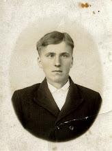 Photo: Franciszek Kieta zginął w Oświęcimiu w 1943 r.