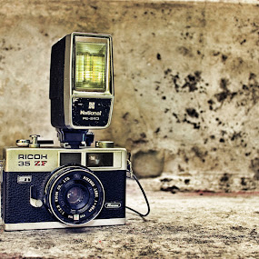 my old camera by Oddy Widyantoro - Artistic Objects Other Objects
