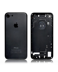 iPhone 7G Housing without small parts HQ Black